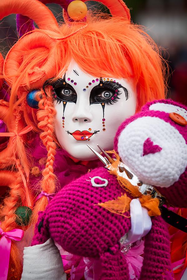 Venice Carnival 2014 #5