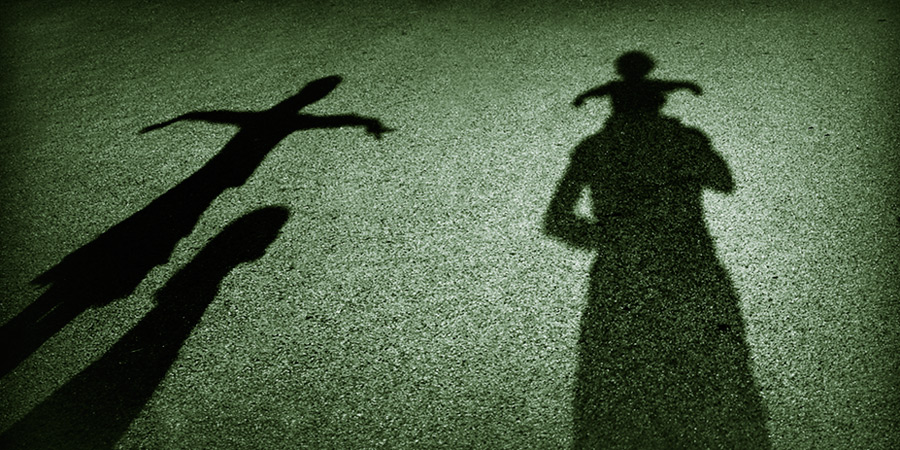 walking on shadows #2