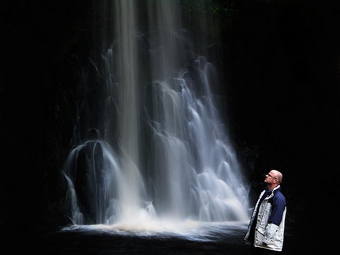 waterfall (b)
