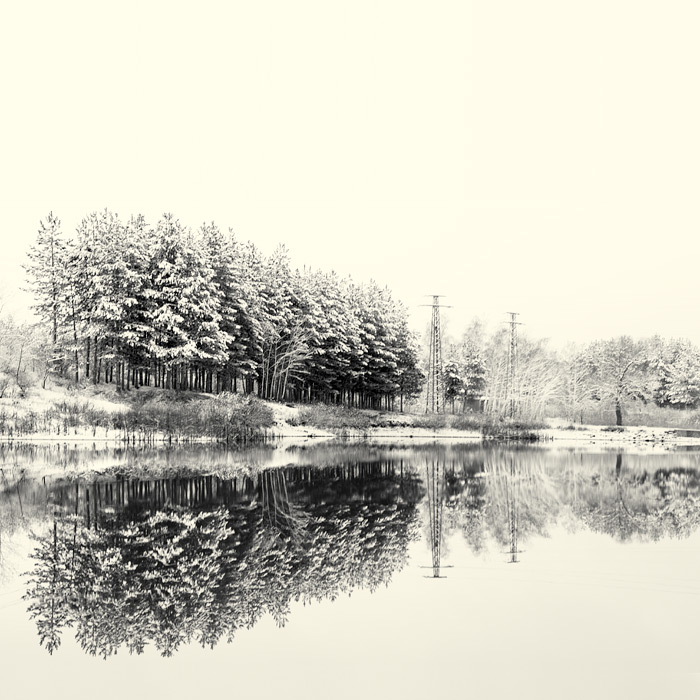 winter lake #1