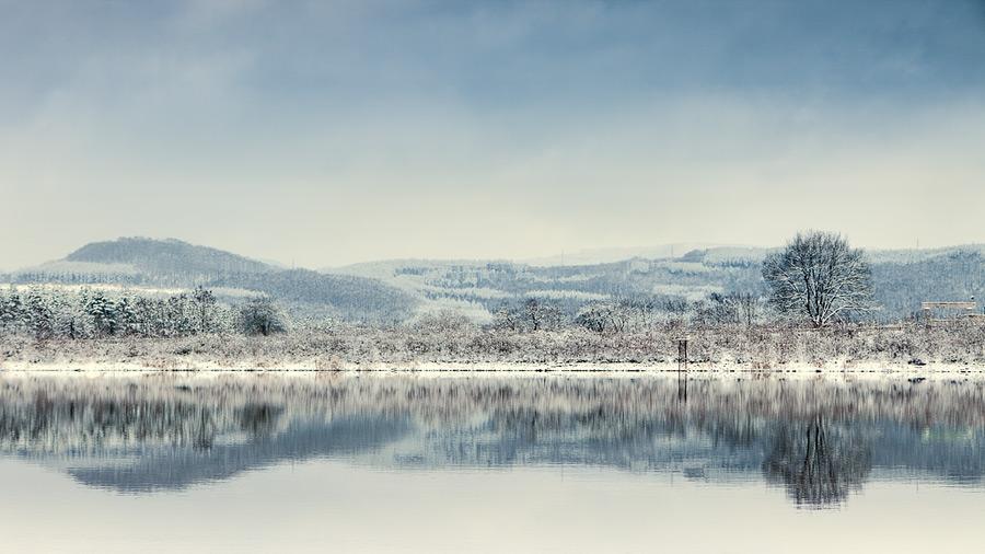 winter lake #2