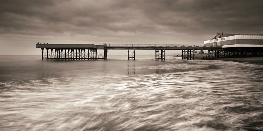 winter pier #2