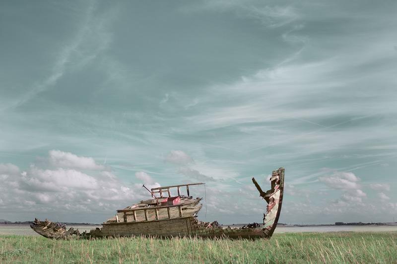 wyre wreck #15 / 3x2 + fylde coast [scenic]