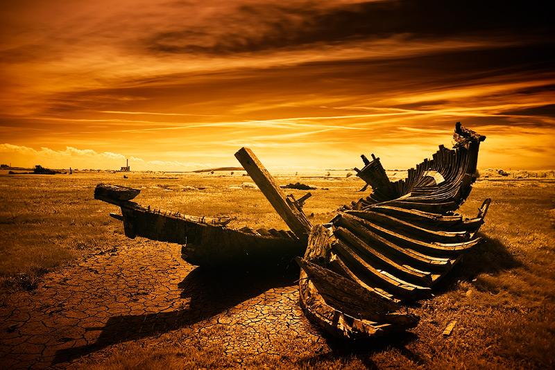 wyre wreck #18 / 3x2 + fylde coast [scenic]