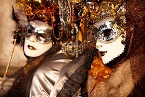 Dating programme masks
