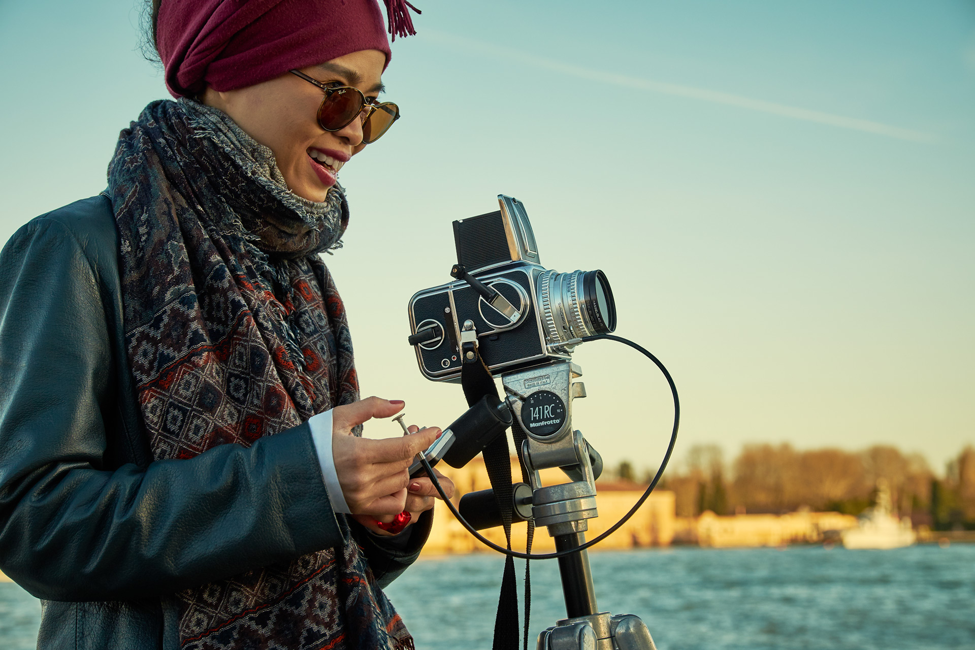 The Decisive Hasselblad - Venice Carnival Venice Travel Show the Original Photography Workshop Photography Photo Tour Capture One - the decisive hasselblad f