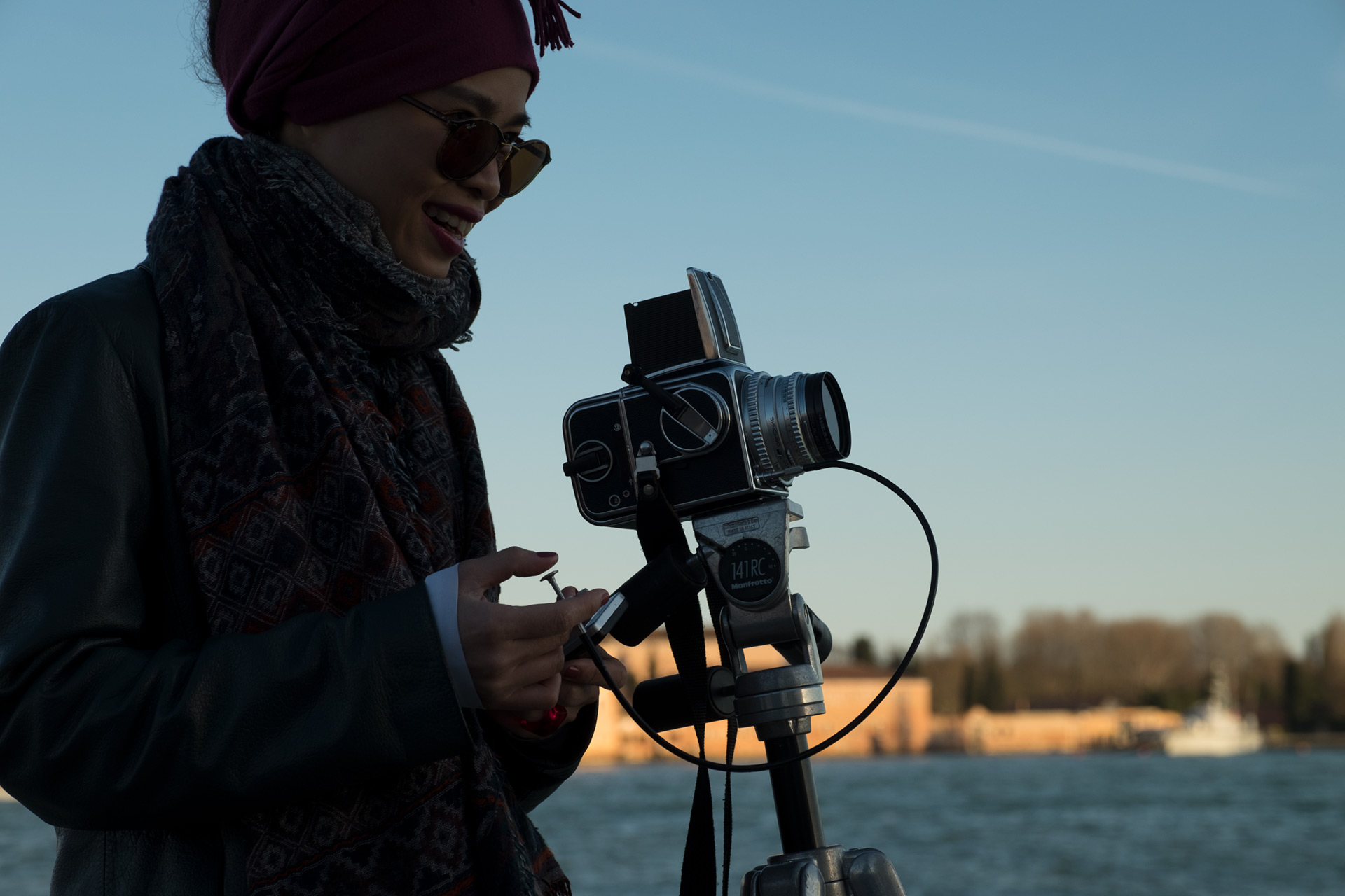 The Decisive Hasselblad - Venice Carnival Venice Travel Show the Original Photography Workshop Photography Photo Tour Capture One - the decisive hasselblad o