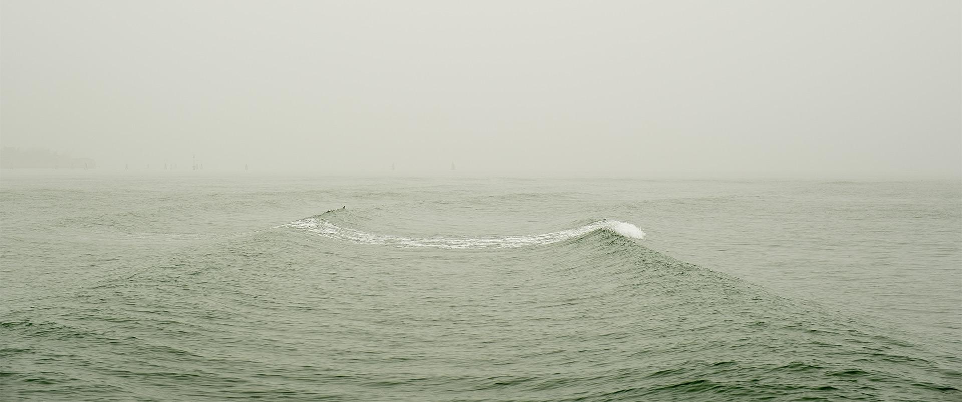 Wake and Waves / Venice Show the Original Fujinon XF 16-55mm f/2.8 Fujifilm X-T2 Black & White [wake and waves o]